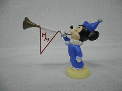 Wdcc Walt Disney Classics Collection Sound The Trumpets Mickey Mouse Club
