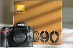 Nikon D90 Body Only 24-25k Actuations