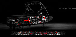 Boat Wraps Graphics Decals Kit Wrap Boat Graphic Kits Designs Free Shipping