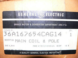 General Electric Main Field Coil And Pole For 280at Fr. - 36a167654cag14