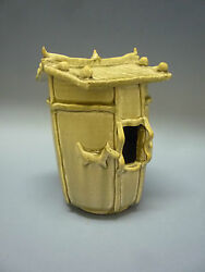Chinese Song Dynasty Yue Yao Sculpture Granary (越窯穀倉)