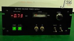 537 Kyosan Dc High Voltage Power Supply Wb3008 9604042