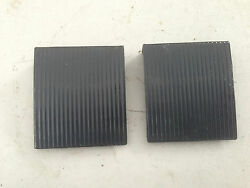 Mercury And Mariner Force - All 67077t Cover Black Clamp-lower Mount Pair