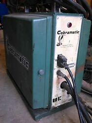 Cobramatic Aluminum Wire Feeder With Water Cooling Option
