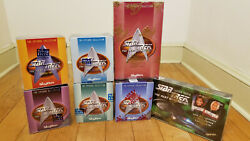 Star Trek the Next Generation Episode Collection Seasons 1 - 7 Hobby Box Set