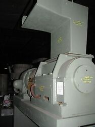Used Large Tall Grinder Gaylord Box Will Sit Under