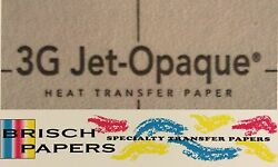 Inkjet Transfer Paper For Dark Fabric Neenah 3g Jet Opaque A4 Size 100 Ct