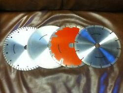 Lot of 1000 Diamond Circular Saw Blades 7