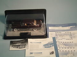 1949 Cadillac Coup De Ville Brown Le 16/10000 Franklin Mint 124 Diecast And Dply