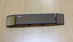 Jdm 11 To 16 Universal 3 Sec. Panoramic Rear View Mirror W/ 2 Extenders M-65