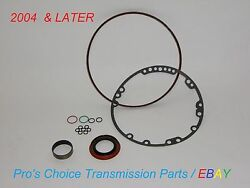 Complete Pump Reseal Kit With Wedge Style Seal--fits 2004-up 4l60e 4l65e 4l70e