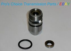 Gm Aluminum Powerglide Speedometer Gear Housing Adapter Extra Oil Seal And Oand039ring