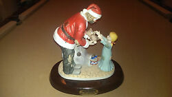 Emmett Kelly Jr. Signature Collection Spirit Of Christmas,first Edition-1983