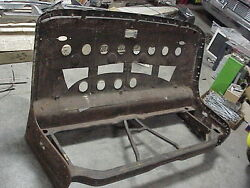1948 1947 1946 46 47 48 Plymouth Original Front Bench Seat Frame Oem