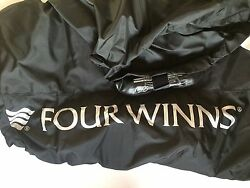 Four Winns Boat Cover 2007-2011 210 Horizion With Arch Trailerable Mooring Black