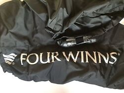 Four Winns Boat Cover 2008-2012 220 Horizion Ss W Arch Trailerable Mooring Black