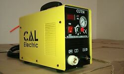 Cal Electric Air Plasma Cutter New 50amp Cut50 Inverter And 60 Consumables Us Sell