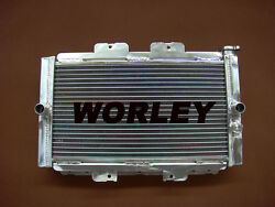Aluminum Radiator For Yamaha Rhino 660 2004 2005 2006 2007 04 05 06 07