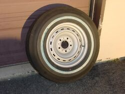 Nos 1978 Chevrolet Truck Rally Wheel Spare And Bfg Tire J78-15 On 15 X 6.5 Wheel