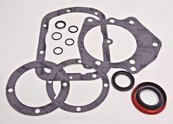 Gm Saginaw 3 And 4 Speed Transmission Gasket And Seal Kit - 77041