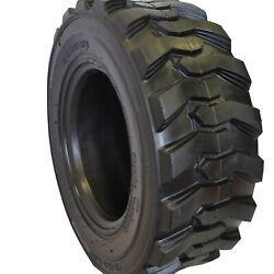 1-tire, 12-16.5, 12x16.5 Sks 14 Ply New Road Crew Skid Steer Tires For Bobcat