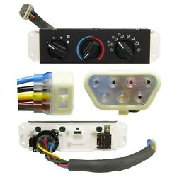AC and Heater Control Switch AIRTEX 1S2187 fits 99-04 Jeep Wrangler 4.0L-L6