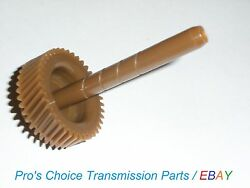 39 Tooth Brown Speedometer Driven Gear---fits Gm Md8 700-r4 4l60 Transmissions