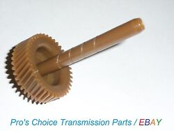 39 Tooth Brown Speedometer Gear--fits Gm Turbo Hydramatic 400 3l80 Transmissions