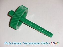 42 Tooth Green Speedometer Gear--fits Gm Turbo Hydramatic 400 3l80 Transmissions