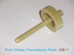 36 Tooth White Speedometer Gear--fits Gm Turbo Hydramatic 400 3l80 Transmissions