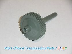 44 Tooth Grey Speedometer Gear--fits Gm Turbo Hydramatic 400 3l80 Transmissions