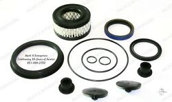 1961-69 Lincoln Power Steering Pump Rebuild Kit + Filter And Timing Cover Seal