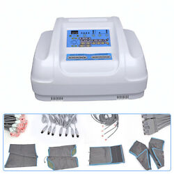 Air wave pressure Far Infrared pressotherapy Body slimming Detox Lymph machine