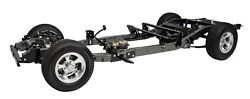 1948-1952 Ford Short Box Bolt -on - S-10 Chassis Conversion Kit