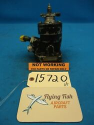 Woodward Aircraft Propeller Prop Control Governor Core Type 210355 J 15720