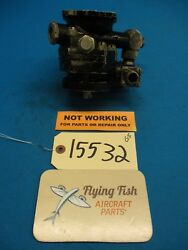 Woodward Aircraft Propeller Prop Control Governor Core Pn 4g8g30m 15532