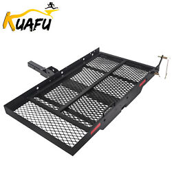 Kuafu Mobility Carrier Wheelchair Scooter Rack Disability Medical Ramp Hitch
