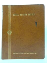 Rare 1964 Shell Oil Method Series Official Company Binder American Edition Vol 1