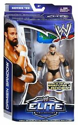 wwe elite series 29 damien sandow
