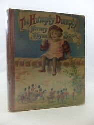 THE HUMPTY DUMPTY NURSERY RHYME BOOK. Illus. by Haslewood Constance