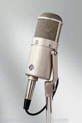 Neumann U47 fet Microphone Collector's Edition New wWarranty Authorized Dealer