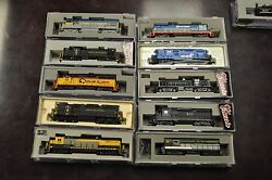 rare collection lot 10 n gauge scale