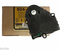 Replacement HVAC AC Heater Air Vent Flap OEM Blend Door Actuator for GM 52402612