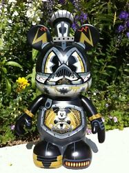 Mickey Mouse Disney's Vinylmation Robots Series Steamboat Willie 9 Le 1000 New