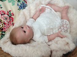 realistic reborn baby milly from donna