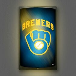 Mlb Motiglow Light Motion Activated Light Up Sign 12.5 X 7.5. Pick Your Teams
