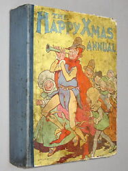 the happy xmas annual 1928 illustrated