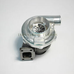 Gtx3576r Gt3576r Turbo Charger Dual Ball Bearing A/r .82 T3 Inlet V-band Outlet