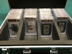 Sold Out Sold Out Deluxe Graded Card Storage Boxes Bgs, Sgc V. 2.0