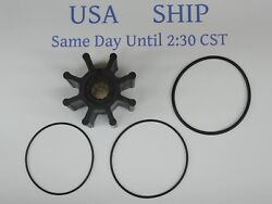 Impeller Kit Replaces Yanmar 120650-42310 Fits All 4lhand039s 4byand039s And 6byand039s